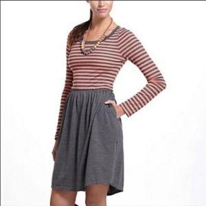 Anthropologie Saturday Sunday Stripe Dress